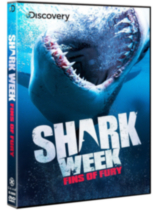 Shark Week - Fins Of Fury - DVD