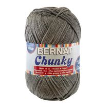 Bernat Chunky Yarn True Grey