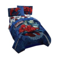 Ultimate Spiderman Twin/Full Comforter