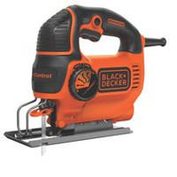Black & Decker 5 Amp Jig Saw- BDEJS600C