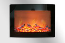 Paramount Daniel Wall-Mount Electric Fireplace