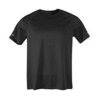 Athletic Works Men's Performance Tee True Black S