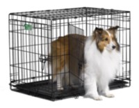 "30"" iCrate Dog Cage 2-Door"