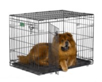 "36"" iCrate Dog Cage 2-Door"