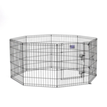 "Midwest Homes 30"" Exercise Pen with Step Door"