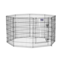 "36"" Exercise Pen with step-through door"