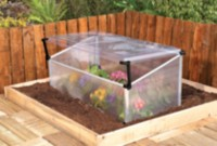 Single Cold Frame 3.3' x 1.7'