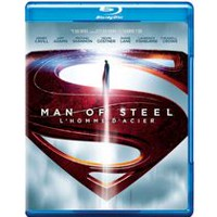 Man Of Steel (2-Disc Blu-ray) (Bilingual)