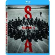 Sons Of Anarchy: Season Five (Blu-ray)