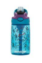 Contigo 14 oz Easy Clean Kids Bottle, Sloths & Unicorns