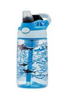 Contigo 14 oz Easy Clean Kids Bottle, Dinos & Sharks