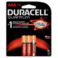 Piles Duracell Quantum AAA