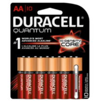 Piles Duracell Quantum AA