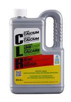 CLR - Calcium, Lime, Rust Remover