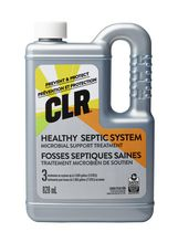 CLR Septic System Treatment & Drain Care