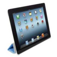 dreamGEAR iSound Honeycomb Case for iPad, Blue