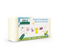 Aleva Naturals Fragrance Free Stain & Laundry Bar