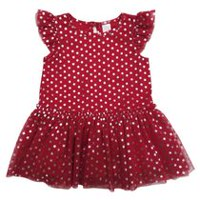 George Girls Dress RED 3T