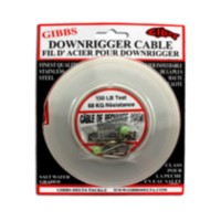 Cable 200 pi Gibbs Downrigger