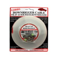 Cable 300 pi Gibbs Downrigger