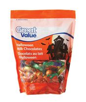 Great Value Halloween Milk Chocolates
