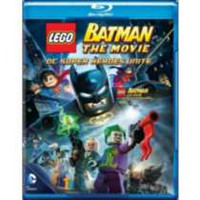 LEGO Batman : Le Film - Le Pacte Des Superhéros (Blu-ray) (Bilingue)