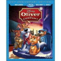 Oliver And Company: 25th Anniversary Edition (Blu-ray + DVD)