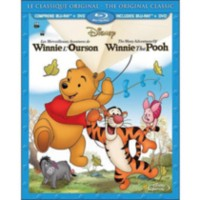 The Many Adventures of Winnie The Pooh (Blu-ray + DVD + In-Packed Kite) (Bilingual)