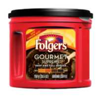 Folgers Gourmet Supreme Ground Coffee