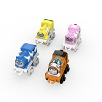 Train-jouet Minis locomotives coffret n° 5 Thomas et ses amis de Fisher-Price