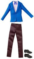 Barbie Ken Fashions Blue Suit