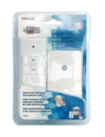 Woods Industries Indoor Power Outlet with Remote