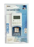 Woods Industries Flip Switch Timer