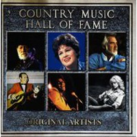 Various Artists - Country Music Hall  Of Fame (2CD)