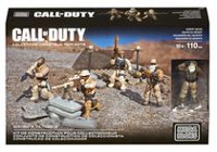 Mega Bloks Call of Duty Desert Squad Collector Construction Set