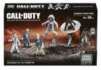 Coffret de construction Zombies Moon Mob Call of Duty de Mega Bloks