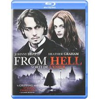 From Hell (Blu-ray) (Bilingual)