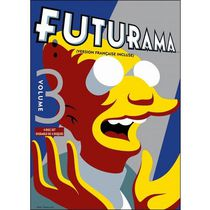 Futurama, Vol.3 (Bilingual)
