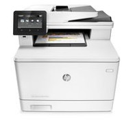 HP Color LaserJet Pro MFP Printer - M477fnw