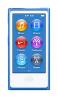 iPod Nano 16GB (6th Generation) Blue