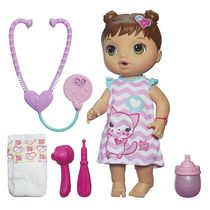Baby Alive Better Now Bailey Brunette Playset