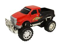 KidCo® Licensed Red Monster Truck Toy Vehicle
