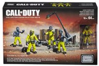 Mega Bloks Ensemble de construction pour collectionneur « Troupe de zombies Hazmat » Call of Duty