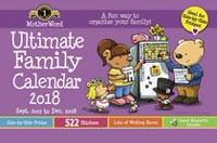 MotherWord Ultimate Family English Small Calendar