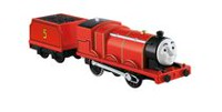 Fisher-Price Thomas & Friends TrackMaster Motorized James Engine - English Edition