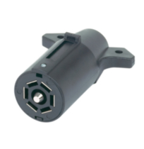 7 RV Blade (plastic) Trailer-Side Connector