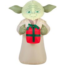 Airblown Self-Inflatable Yoda
