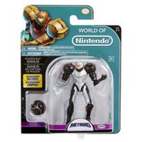 "World of Nintendo 4"" Samus Action Figure"