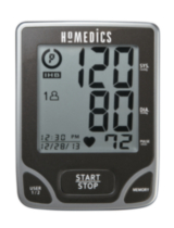 HoMedics Deluxe Arm Blood Pressure Monitor