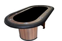 SUPREME POKER TABLE 84'' with removable wooden legs